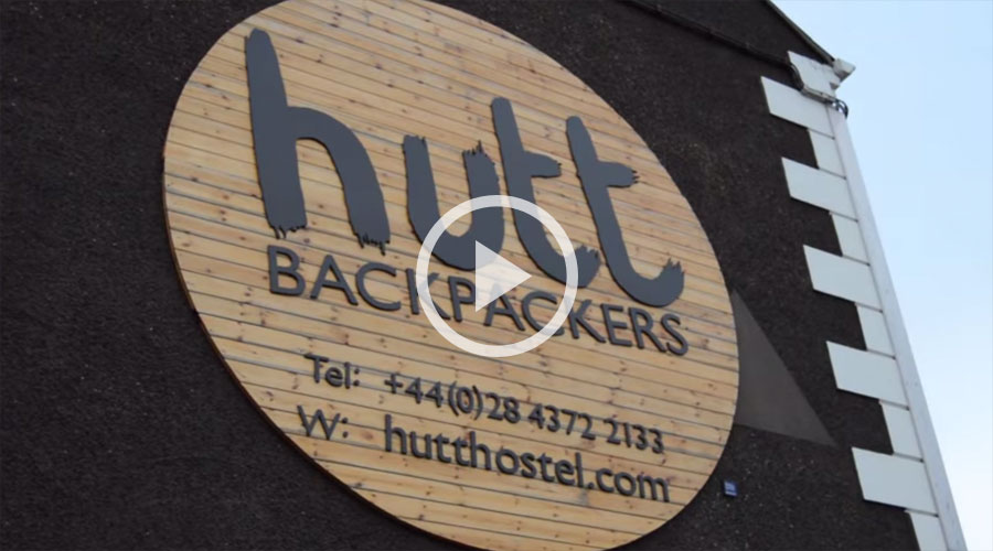 Hutt Hostel Video